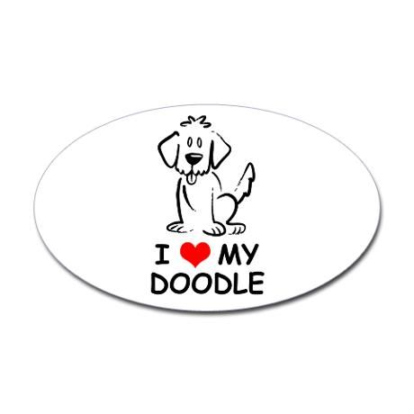 Doodle decal!