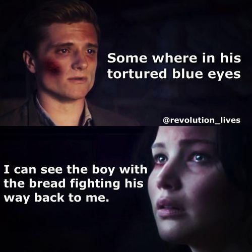 Katniss+and+Peeta+Mockingjay+Ending | Peeta And Katniss ...