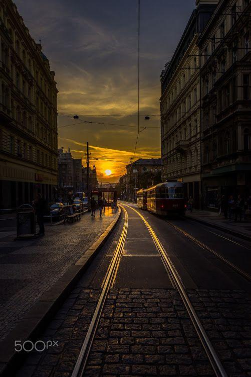 Praha - Photography by Igor Danajlovski herrfotograf.de Golden Prague - shining bright. Share with
