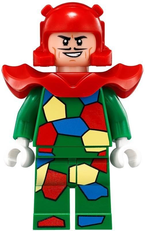 Minifigs LEGO® Super Heroes Crazy Quilt sh454 70921