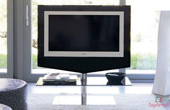 Mobile porta Tv dal design moderno n.47 | Arredare living | Pinterest