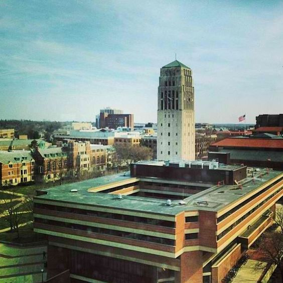 Happy Friday from #AnnArbor!