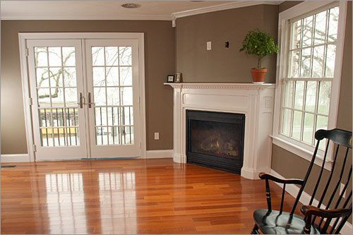 Home furnishing ideas paint colors fireplaces and for Great room flooring ideas