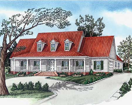 Southern charm master suite and country farmhouse on Southern charm house plans