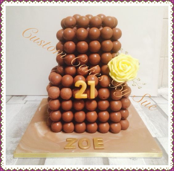 Lindt lindor Cake. Chocolate lovers, chocolate covered
