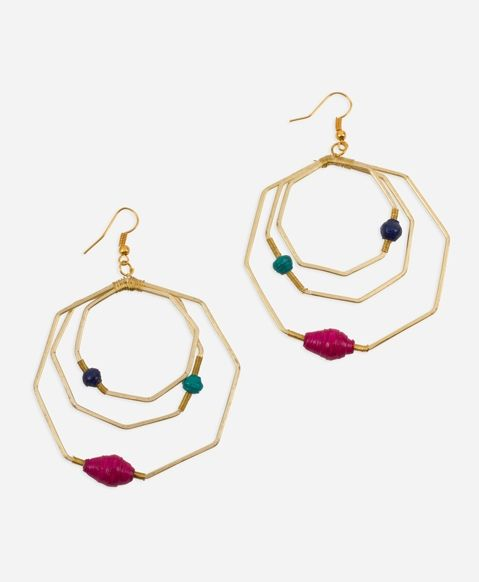 Nalwanda Earrings - Noonday Collection