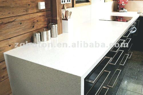 Quartz Table Top White Crystal Quartz Stone Sparkling Grass White Sparkling Tiles And Slabs Avai White Quartz Countertop Table Tops For Sale Quartz Countertops