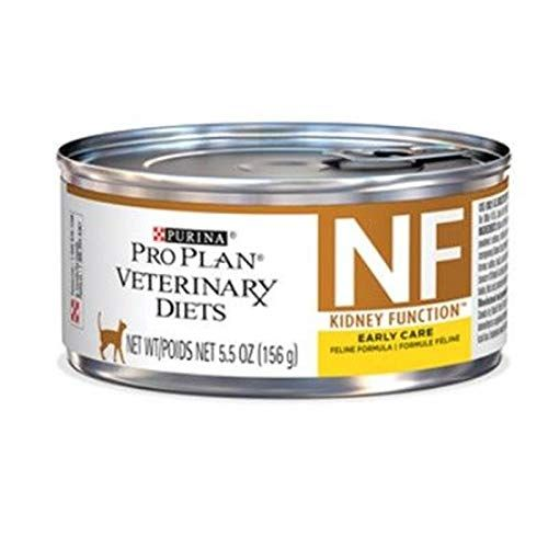 Purina Veterinary Kidney Function Formula Canned Cat Food Purina Purina Pro Plan