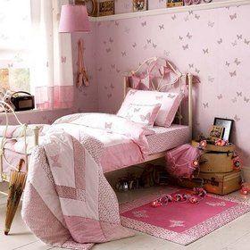 Coordinados en rosa para la decoración del dormitorio