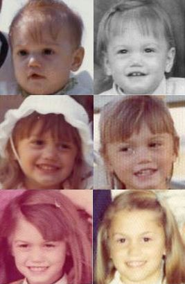 Celebrities as babies, Celebrity babies - Pinterest