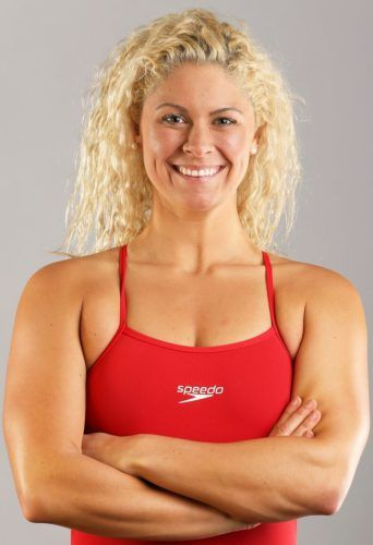 This week, I chose Olympic silver medalist, Elizabeth Beisel for my celeb hairstyle of the week...