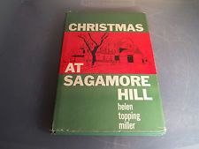 Christmas at Sagamore Hill by Helen Topping Miller 1960