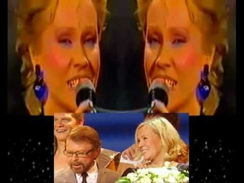 ABBA AGNETHA AND BJORN REUNITE SPECTACULAR 2010