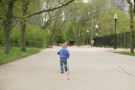 Find places for your child to explore in Chicago at Aidhen's Corner!