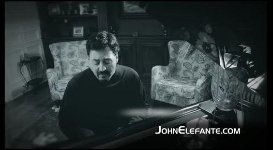 John Elefante former lead singer of Kansas