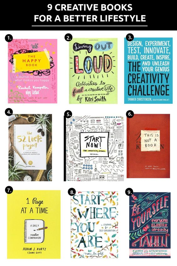 9 Creative Books for A Better Lifestyle - The Key ItemThe Key Item