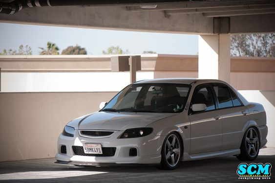 Mazda Protege Owner Photos - Page 502