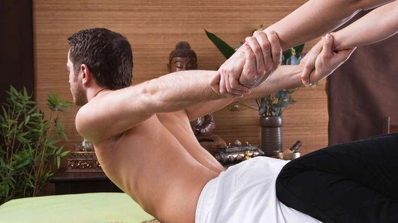 Thai Yoga - Achtsame Massage