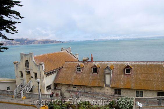 Alcatraz - Buildings
