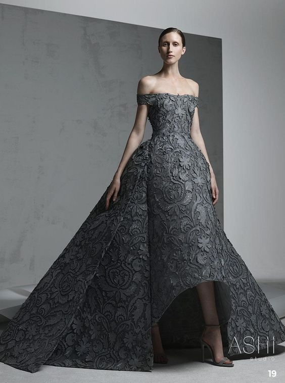 Ashi Studio Couture Fall/Winter 16-17: