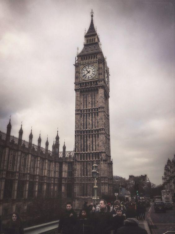 Big Ben (London - England)