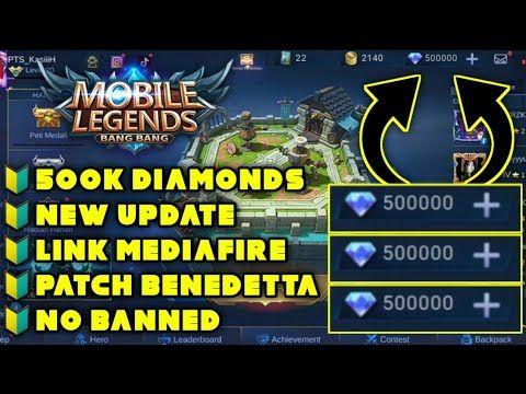 Mobile Legends Diamond Hack Youtube Desain Karakter Game Youtube Game