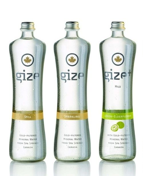 GIZE - mineral water