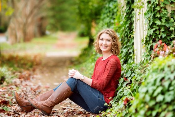 Leigh Joy Photography Premiere High School Senior Portrait Photographer, North…