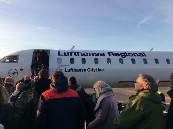 Немецкий воздушный лайнер