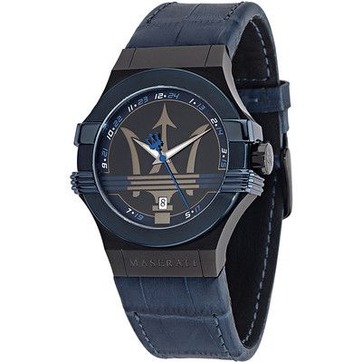 Maserati man time only watch POTENZA R8851108007 - WeJewellery.com