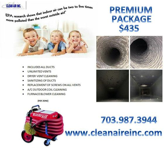 Air Duct Cleaning Special Clean Air Ducts Clean Air Air Duct