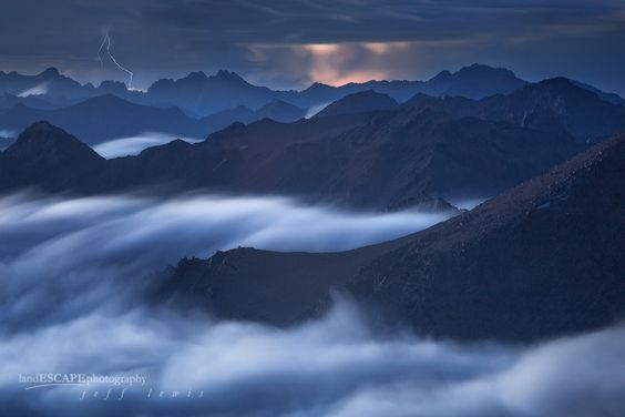 Ride the Lightning by Jeff Lewis on 500px