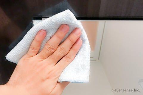 風呂 鏡 クエン 酸