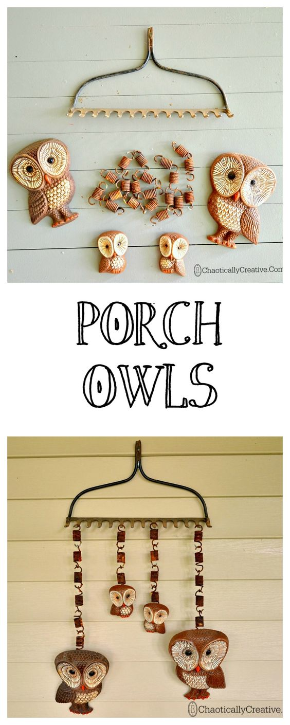 Porch Owls
