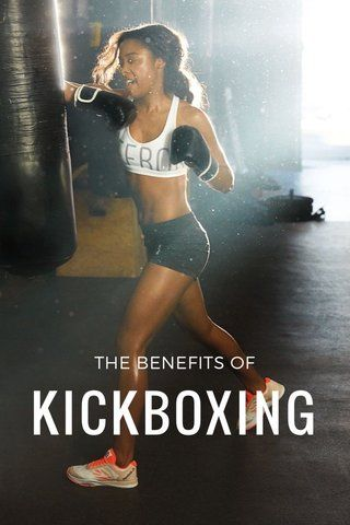 Find out about the benefits of kickboxing in our latest story on @stellerstories.
