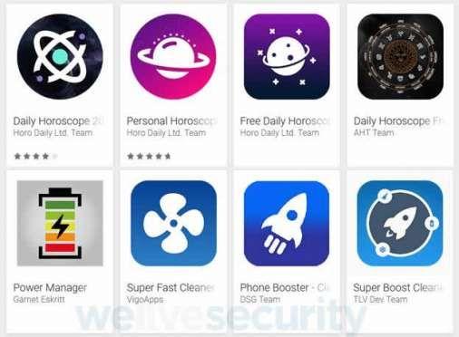Eset Bankovskie Troyany Pronikli V Google Play Tehnologii Troya Smartfon