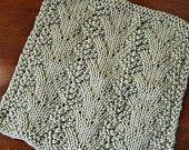 Knitting Pattern, Pattern torchon PDF, gant de toilette téléchargement immédiat, Glamour, torchon Diva, modèle Dishrag, torchon Dowload instantanée