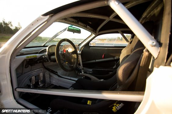 The Twin Turbo V8 Porsche Boxster