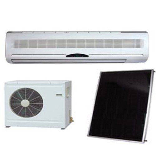 WiseWay Hybrid SOLAR AIR CONDITIONER - 24,000 Btu with Heat Pump, Air Handler, Dehumidifyer, Programable Remote Control, and complete installation kit with 15 ft. line set by Panasonic. $4995.00. Reduce Electric Consumption by 66%. Silent, Continous Dehumidification. Ductless Mini Split. Super Quiet Operation. Built in Air Purification, Cooling and Heat. This WiseWay Hybrid Solar Ductless Mini Split Air Conditioner has a Panasonic Compressor, with a 5 year limited war...