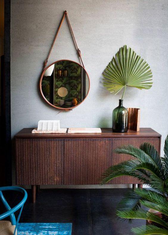 Choisir le détail qui fait toute la différence, décoration tropicale: