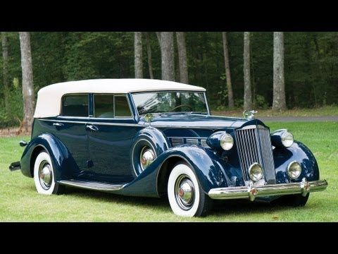 Packard Super Eight Convertible Sedan For Sale At Rm Auctions