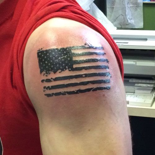 101 Best American Flag Tattoos Patriotic Design Ideas 2020 Guide Flag Tattoo Tattoos For Guys Cool Forearm Tattoos