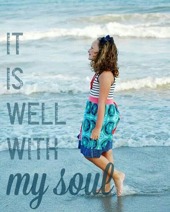 It is well with my soul ♡