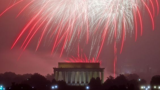 PBS Caught Faking Fireworks During 'Live' Fourth of July Celebration