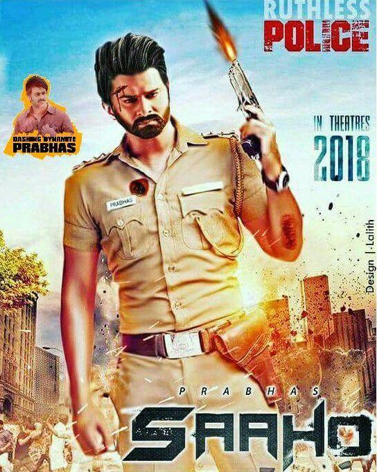 25 Amazing Saaho Movie Posters Made By Prabhas Fans Prabhas Actor Prabhas Pics Bahubali Movie