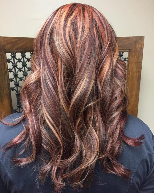 20 Hottest Red Hair With Blonde Highlights For 2020 Red Hair With Blonde Highlights Red Blonde Hair Blonde Hair Red Streaks