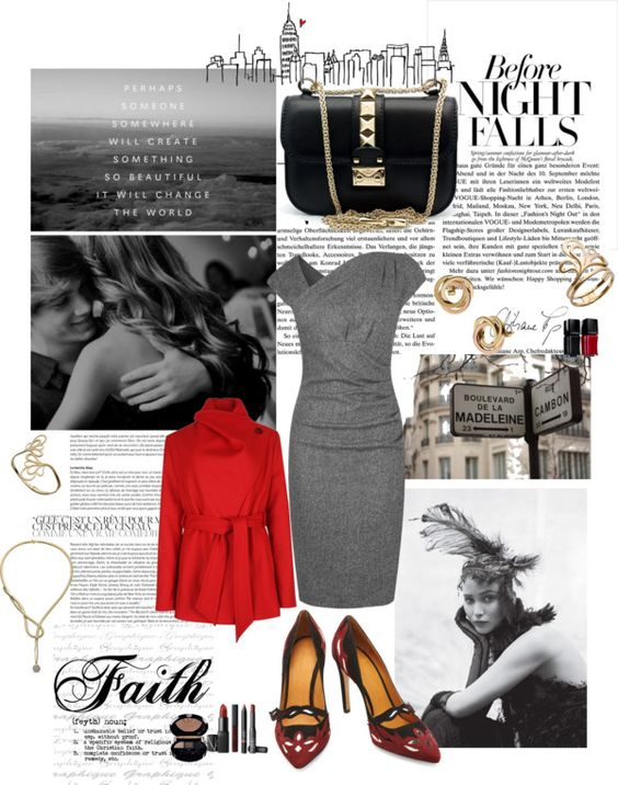 """""""Faith in this season"""" by izabel-bareicha ❤ liked on Polyvore"""
