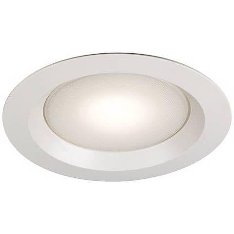 Juno 6 Line Voltage Wet Location Recessed Light Trim 02494 Lamps Plus Recessed Light Trim Recessed Lighting Recessed Lighting Trim