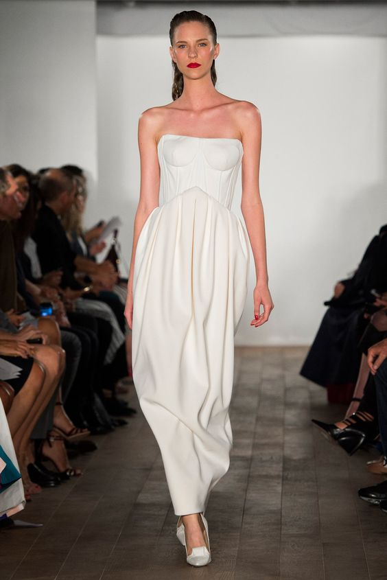 Zac Posen Spring 2015 Ready-to-Wear - Collection - Gallery - Style.com