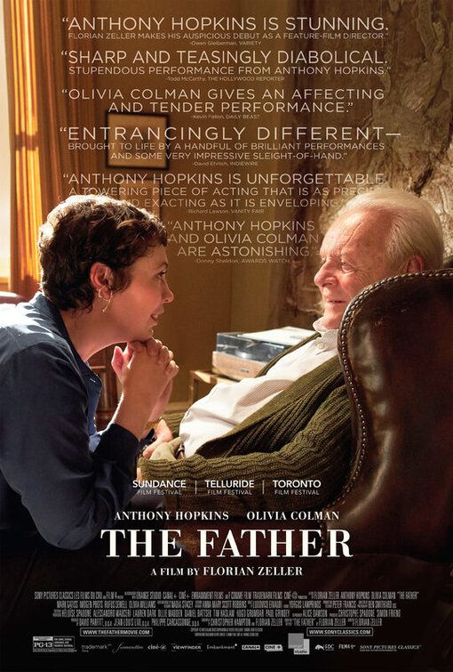 The Father Movie Poster 3 Of 3 Imp Awards In 2020 Good Movies To Watch Cinema Movies Movie Posters